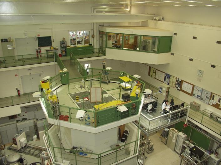 Abteilung für gespeicherte und gekühlte ionen triga trap projekt