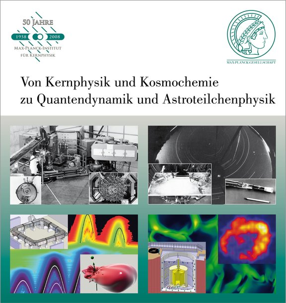 [Translate to English:] Festschrift 50 Jahre MPIK (2008) (pdf)